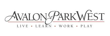 Avalon Park West - Live, Learn, Work, Play Logo